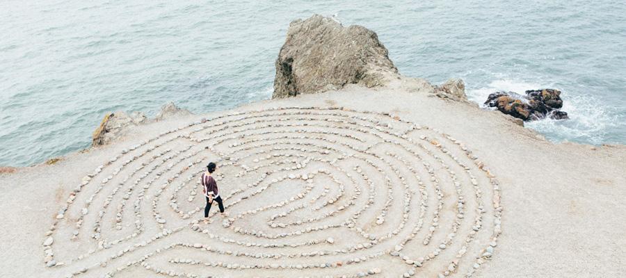 Il labirinto della rosa